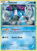 Suicune from Plasma Blast