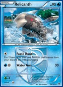 Relicanth from Plasma Blast