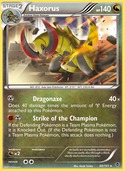 Haxorus from Plasma Blast