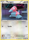 Porygon from Plasma Blast