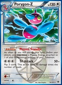 Porygon-Z from Plasma Blast