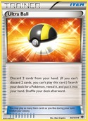 Ultra Ball from Plasma Blast