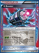 G Booster from Plasma Blast