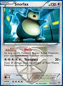 Snorlax from Plasma Storm