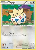 Togepi from Plasma Storm