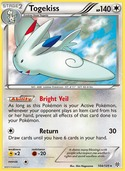 Togekiss from Plasma Storm