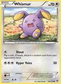 Whismur from Plasma Storm