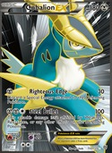 Cobalion-EX from Plasma Storm