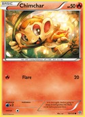Chimchar from Plasma Storm