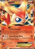 Victini-EX from Plasma Storm