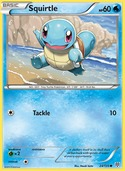 Squirtle from Plasma Storm