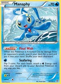 Manaphy from Plasma Storm