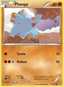 Phanpy from Plasma Storm