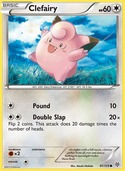 Clefairy from Plasma Storm