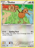 Doduo from Plasma Storm
