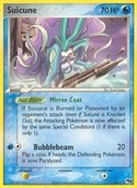 Suicune from POP Series 2
