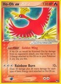 Ho-Oh ex from POP Series 3