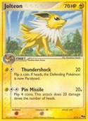 Jolteon from POP Series 3