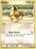 Pidgey from POP Series 4