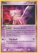 Mew from POP Series 4
