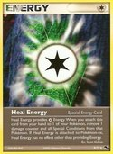 Heal Energy from POP Series 4
