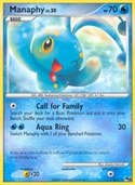 Manaphy from POP Series 6