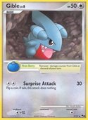 Gible from POP Series 6