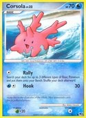 Corsola from POP Series 7