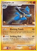 Lucario from POP Series 8