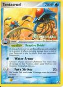 Tentacruel from Prerelease