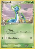 Dragonair δ from Prerelease