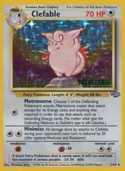 Clefable from Prerelease