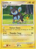 Luxio from Prerelease