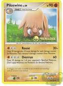 Piloswine from Prerelease