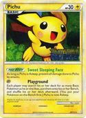 Pichu from Prerelease