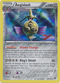 Aegislash from Prerelease