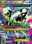 Primal Kyogre-EX from Primal Clash