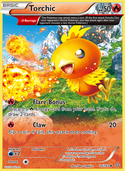 Torchic from Primal Clash