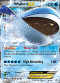 Wailord-EX from Primal Clash