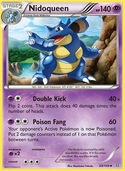 Nidoqueen from Primal Clash
