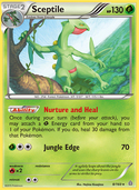 Sceptile from Primal Clash