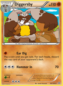Diggersby from Primal Clash