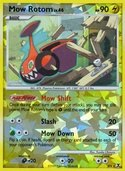 Mow Rotom from Rising Rivals