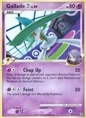 Gallade 4 from Rising Rivals
