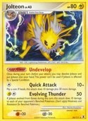 Jolteon from Rising Rivals