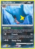 Sharpedo from Rising Rivals