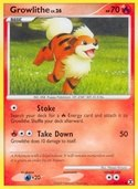 Growlithe from Rising Rivals