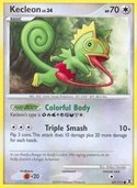 Kecleon from Rising Rivals