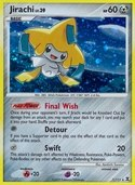 Jirachi from Rising Rivals