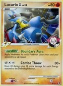 Lucario GL from Rising Rivals